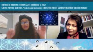 new moon astrology the great reset with ramola d reports sonya stars soul