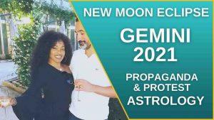 solar eclipse gemini 2021 propaganda & protest astrology sonya stars and soul